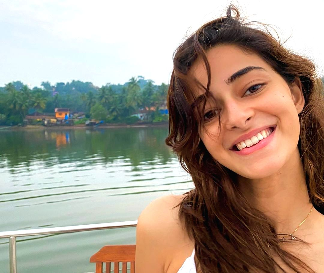 Birthday girl Ananya Panday shares what 22 feels like