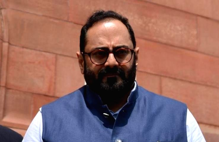 Nations doing what's best for them, says Rajeev Chandrasekhar on UK vaccine row
