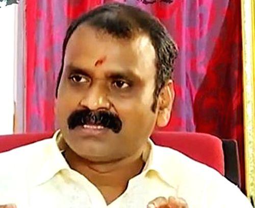 BJP's TN chief Murugan files nomination from Dharapuram