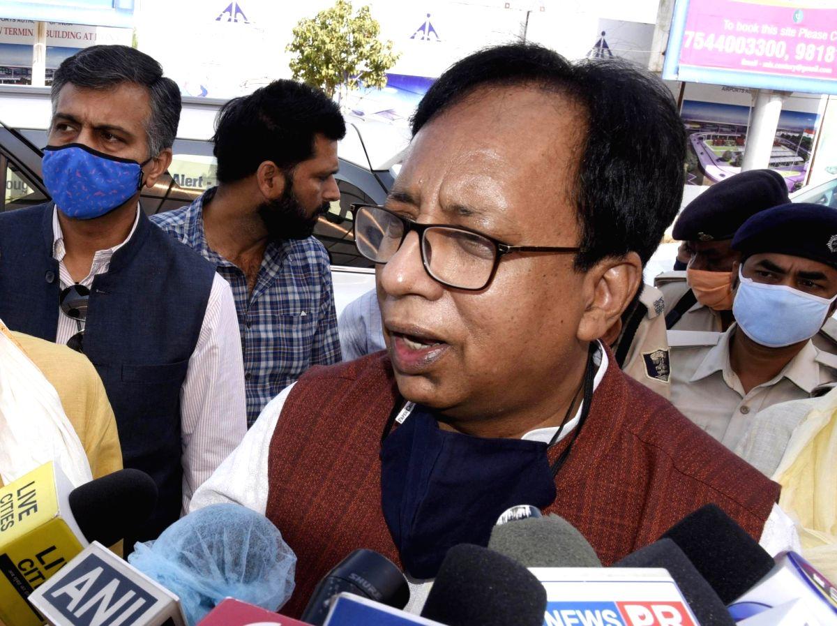 BJP to embark on 'Thanksgiving Yatra' in Bihar from Dec 3