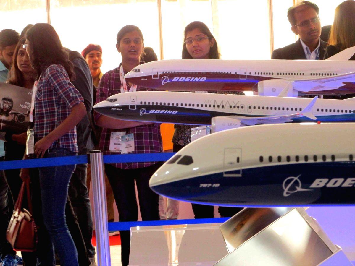 Boeing. (File Photo: IANS)