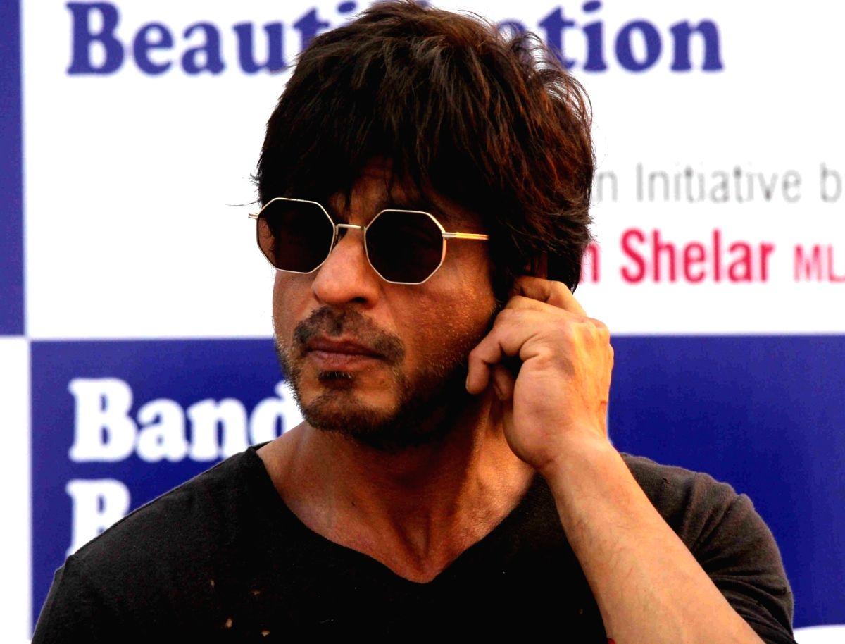 Bollywood Actor Shah Rukh Khan. (File Photo: IANS)