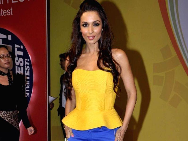 Bollywood actress Malaika Arora