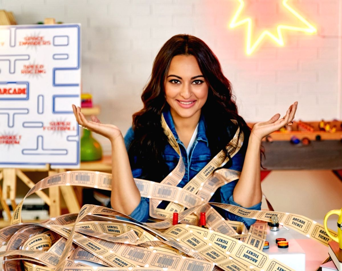 Sonakshi Sinha will be raising funds for the Little Hearts Programme through Anshula Kapoors online fundraising platform Fankind.