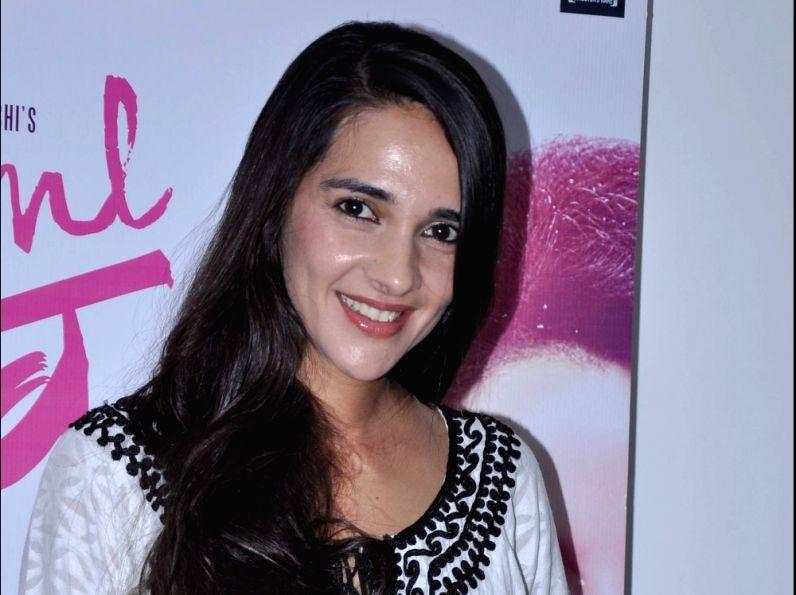 Bollywood actress Tara Sharma