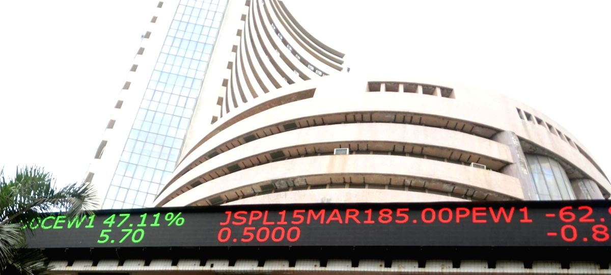 Bombay Stock Exchange. (Image Source: IANS)