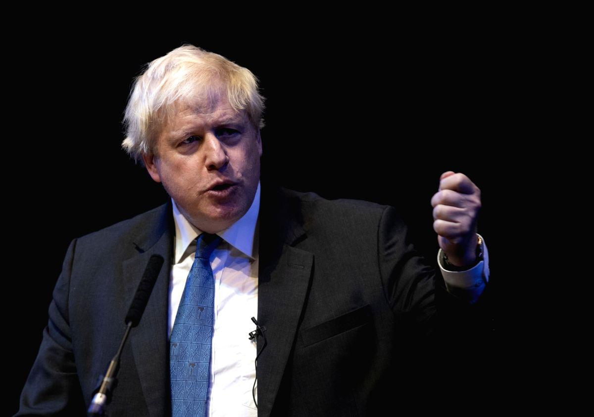 Boris Johnson. (File Photo: IANS)