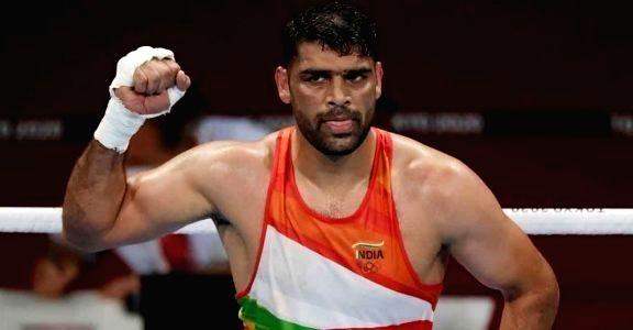 Boxer Satish fought despite serious injury, says BFI president