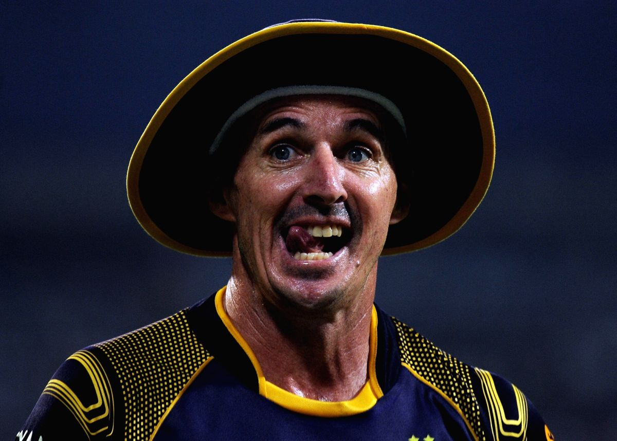 Brad Hogg. (File Photo: IANS)