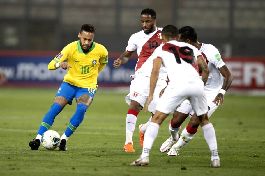 Brazil drop Neymar from its Olympic games squad