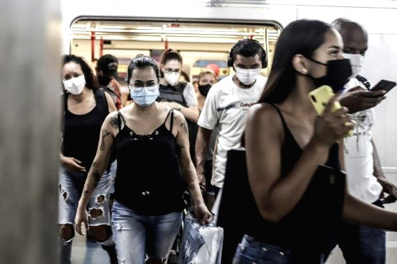 Brazil reports 3K Covid deaths for 2 days straight