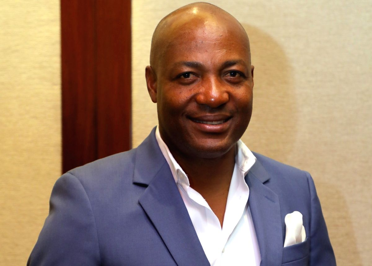 Brian Lara. (File Photo: IANS)
