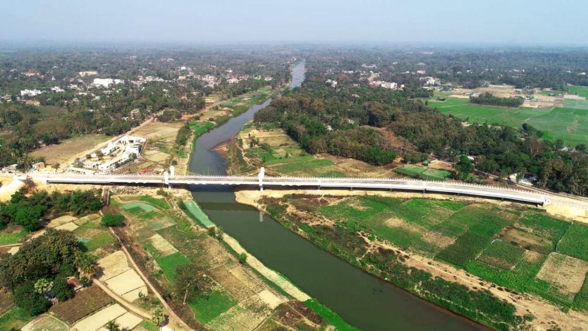 Bridge over River Feni bridge to strengthen India-B'desh ties (IANS Special)