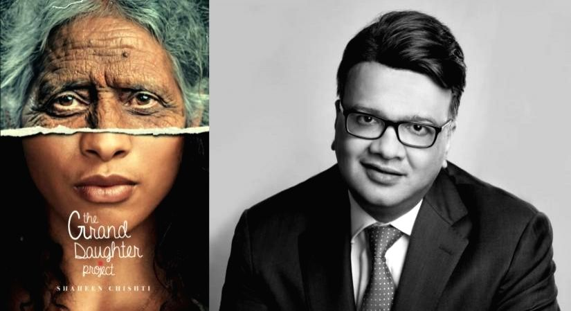 """British-Indian author's debut novel """"The Granddaughter Project"""".(photo:IANSLIFE)"""