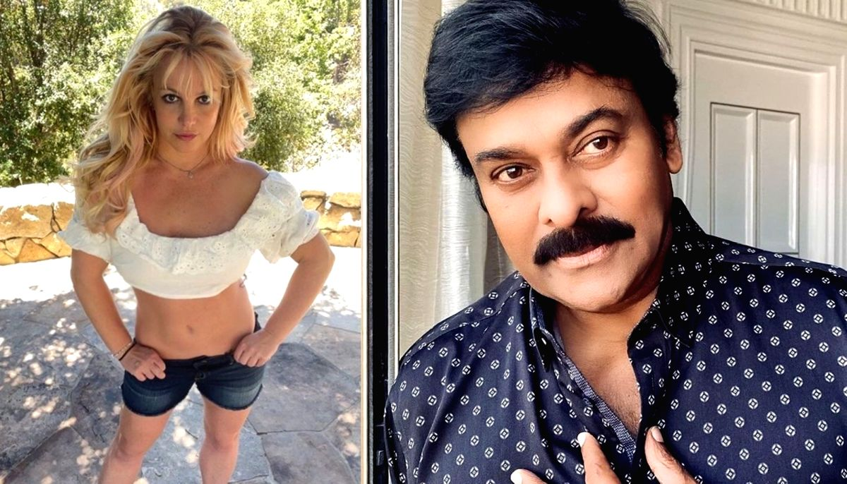 Britney Spears to croon for Chiranjeevi's 'Godfather'?.