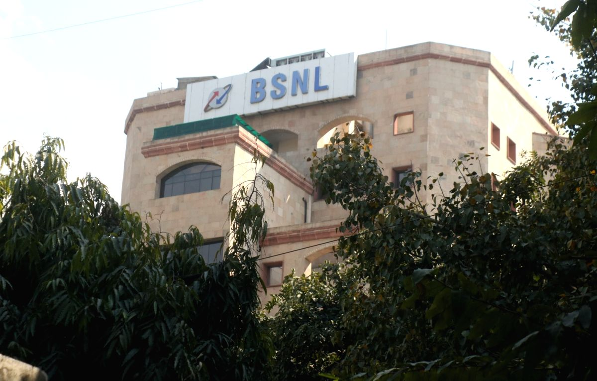 BSNL. (File Photo: IANS)