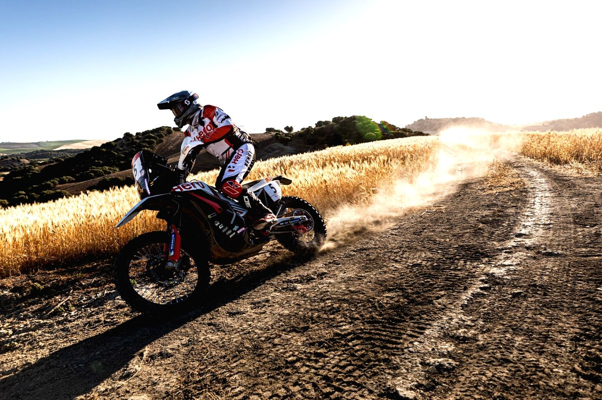 Buhler finishes on podium in Andalucia Rally