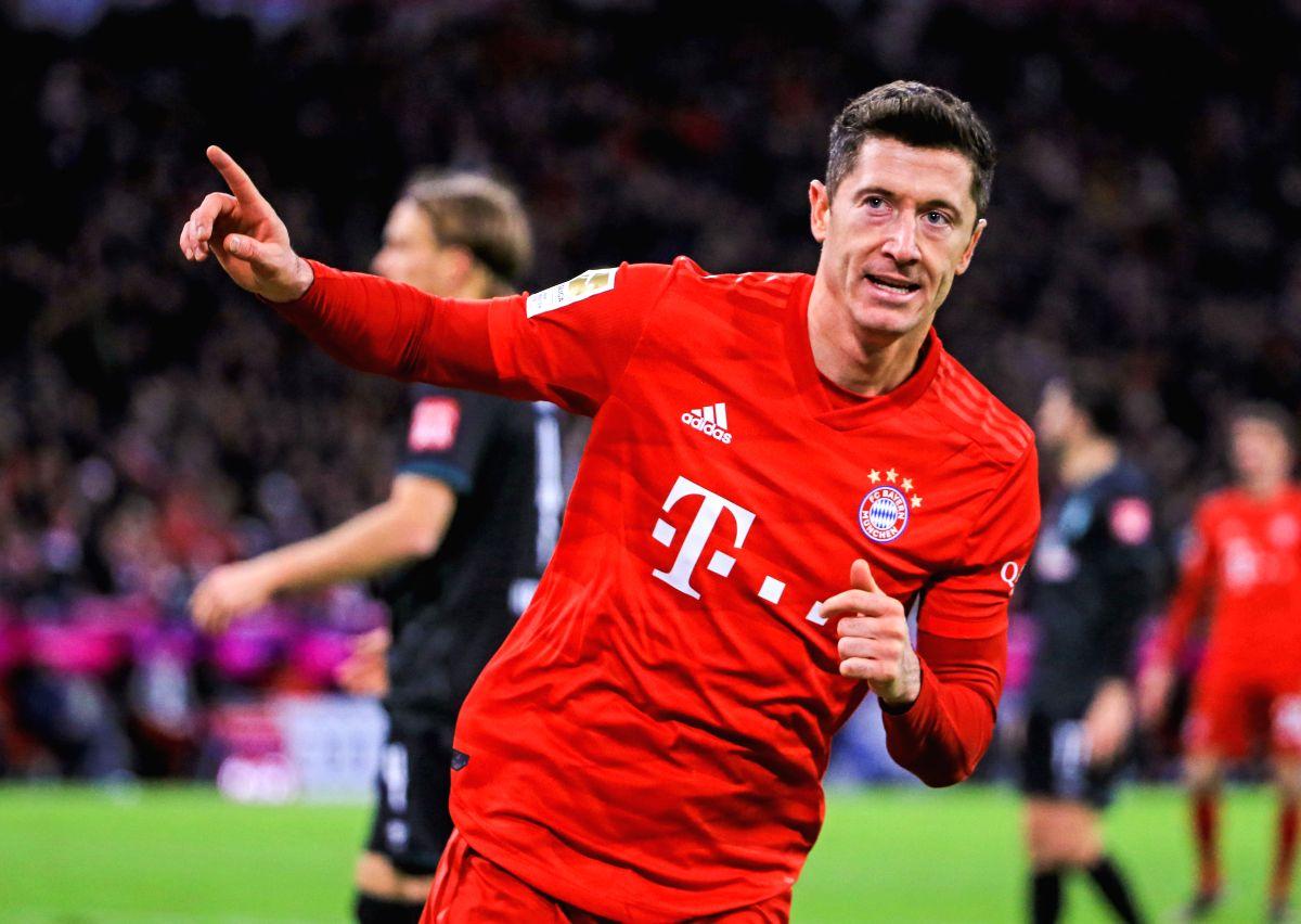 Bundesliga: Bayern Munich beat Union Berlin 2-0