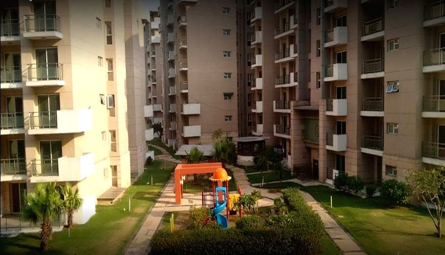 C'Wealth flats in Vasant Kunj: A tale of neglect.