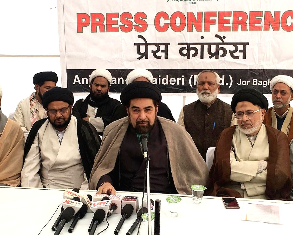 CAA protests: Shia cleric Kalbe Jawad to meet families of victims.