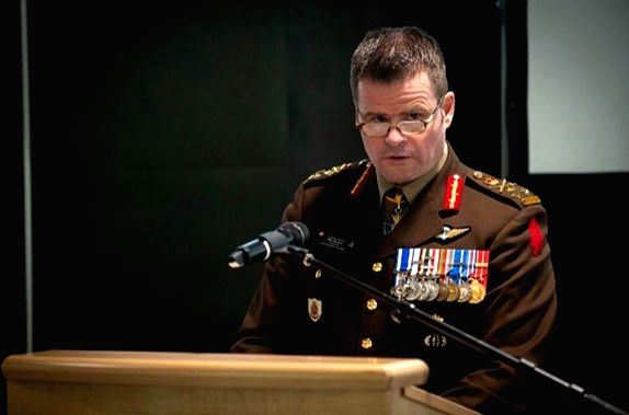 Canada's Vice-Chief of Defence Staff Lt.-Gen. Mike Rouleau.(pic credit: http://www.army-armee.forces.gc.ca )