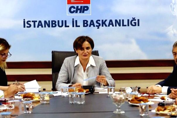 Canan Kaftancioglu.