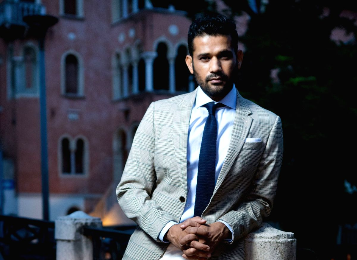 "Caption: Actor-filmmaker Sohum Shah of ""Tumbbad"" fame is happy to be a part of the ""extremely engaging"" film ""The Big Bull"", which also stars Abhishek Bachchan."