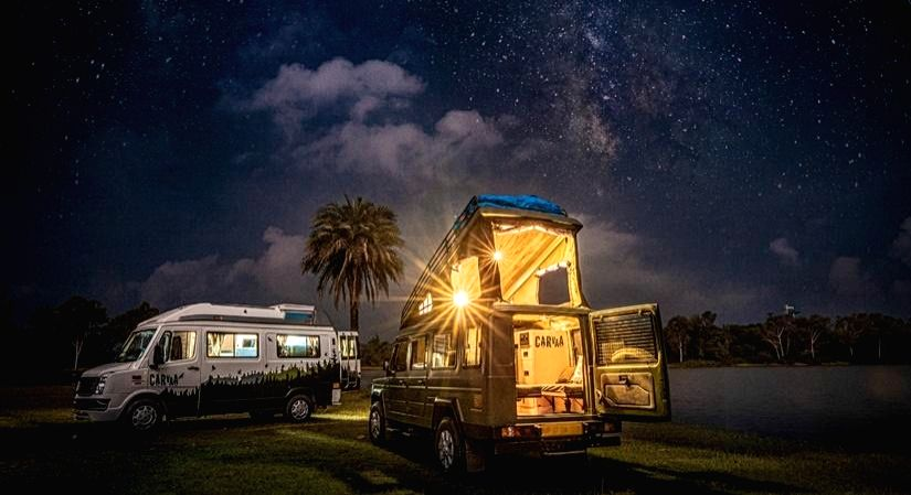 Caravan tourism the preferred option for travellers in India?