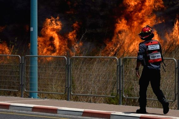 Ceasefire urged between Lebanon, Israel after rocket attack