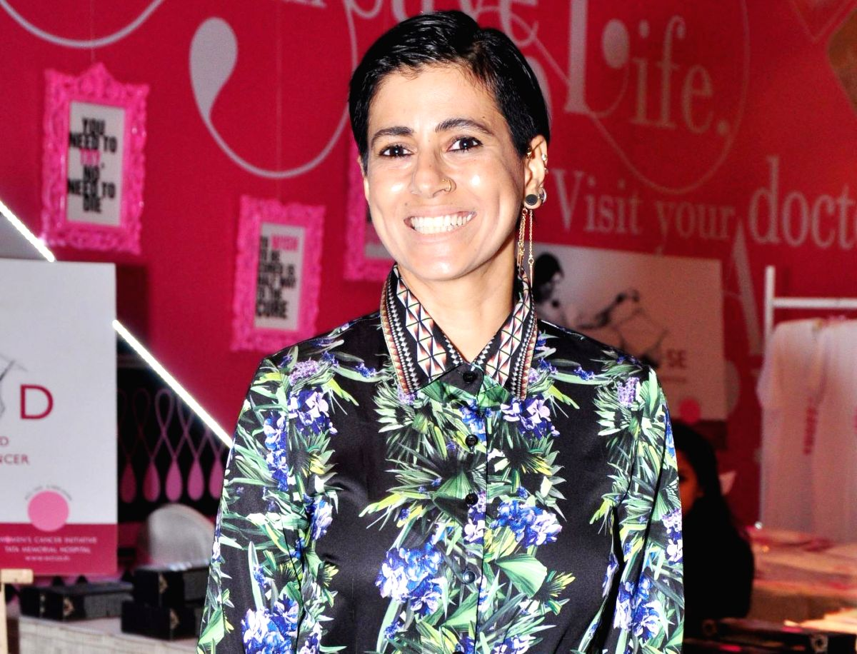 Celebrity hairstylist Sapna Bhavnani. (File Photo: IANS)