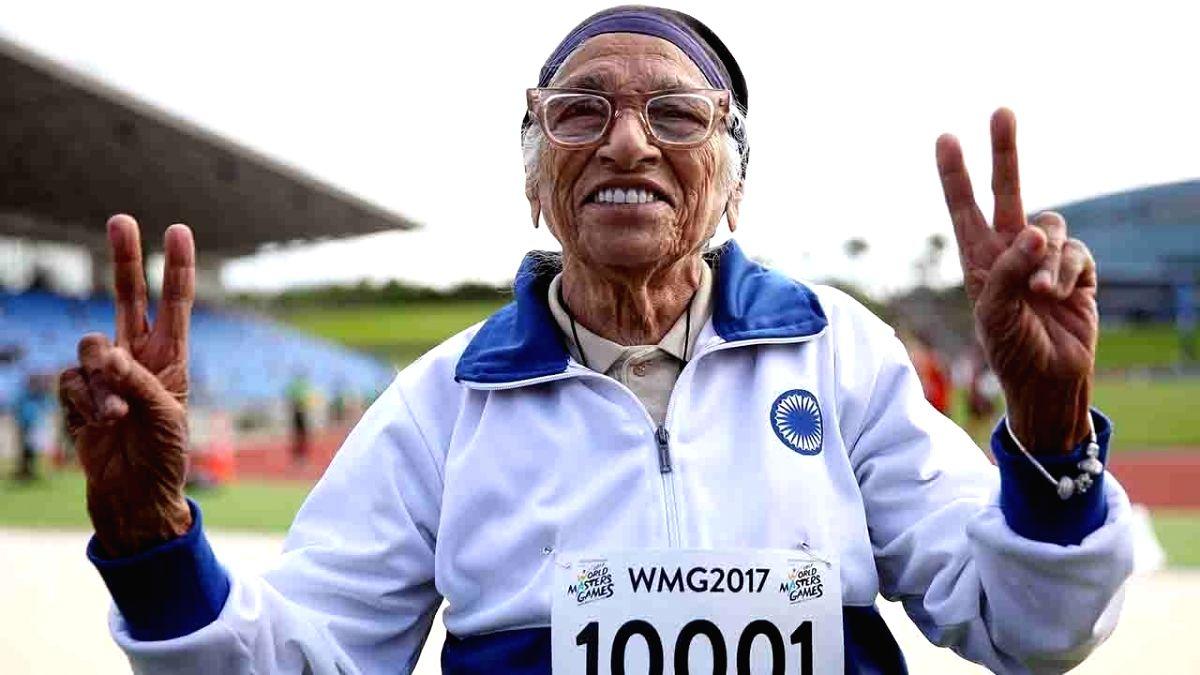 Centenarian sprinter Mann Kaur dies at 105