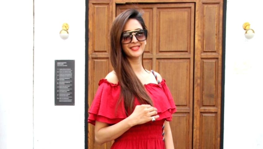 Chahatt Khanna urges for the boycott of Chinese goods