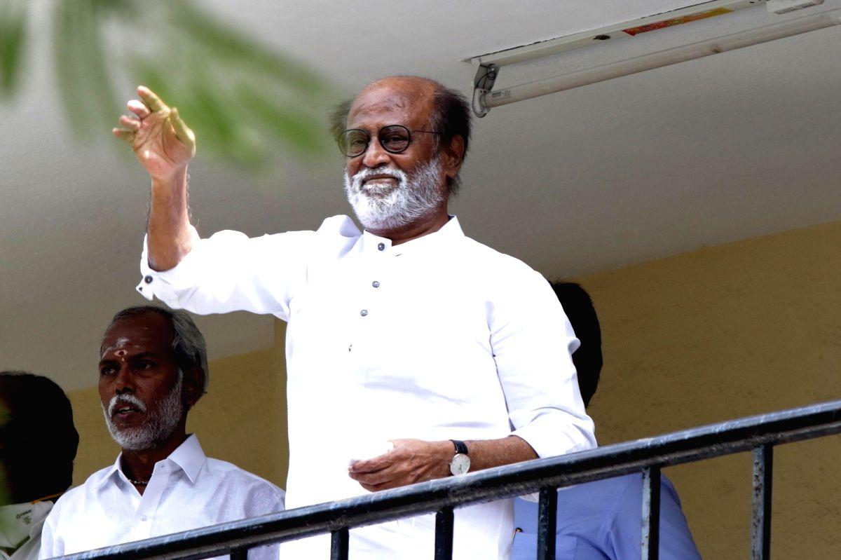 Members are free to join any political party: Rajini Makkal Mandram