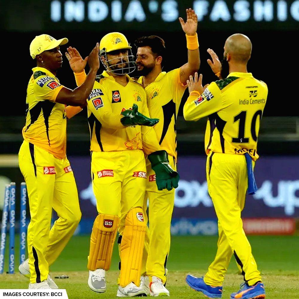 Chennai bowlers put up strong show to beat Mumbai by 20 runs (Credit : BCCI)