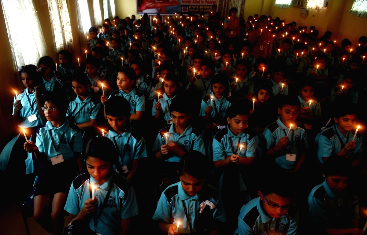 Candle Light Vigil !!