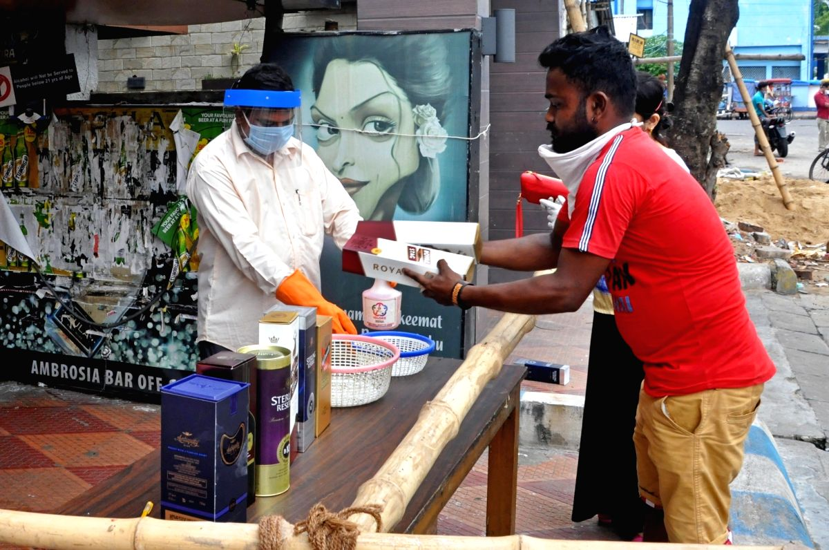 Chennai, May 4 (IANS) Come May 7, tipplers in Tamil Nadu can have their drink in Tamil Nadu as the state government has decided to open the liquor shops.