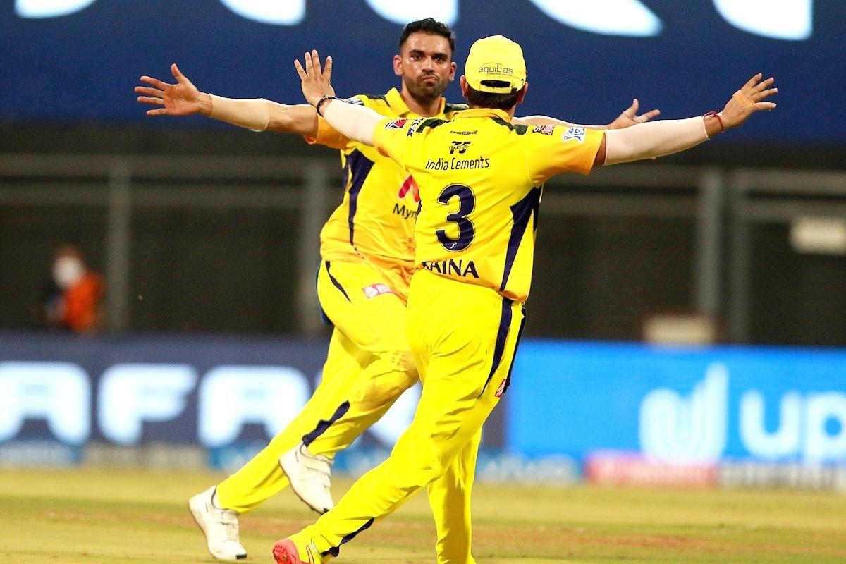 Chennai Super kings Vs Kings Punjab. ( Credit : BCCI/IPL) (Not for sale)