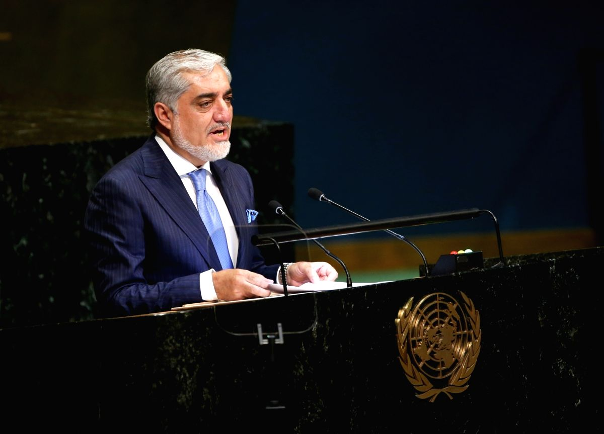 Chief Executive of Afghanistan Abdullah Abdullah. (Xinhua/Qin Lang/IANS)