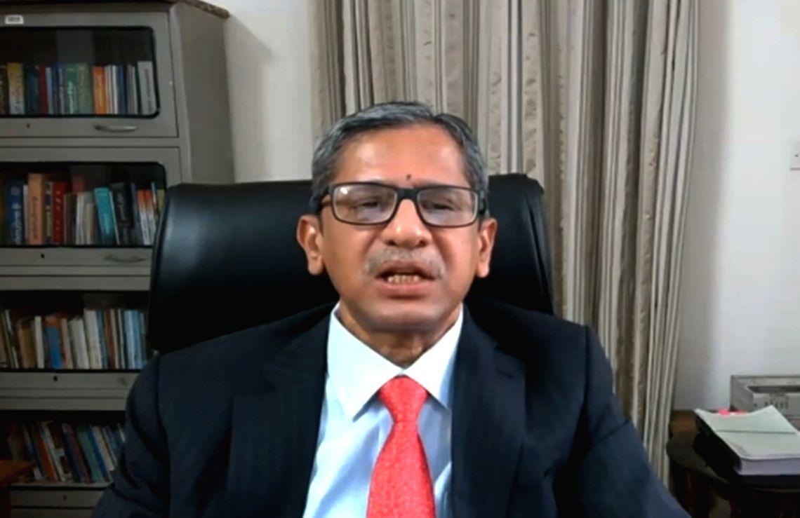 Chief Justice Ramana condoles demise of former SC judge Eqbal