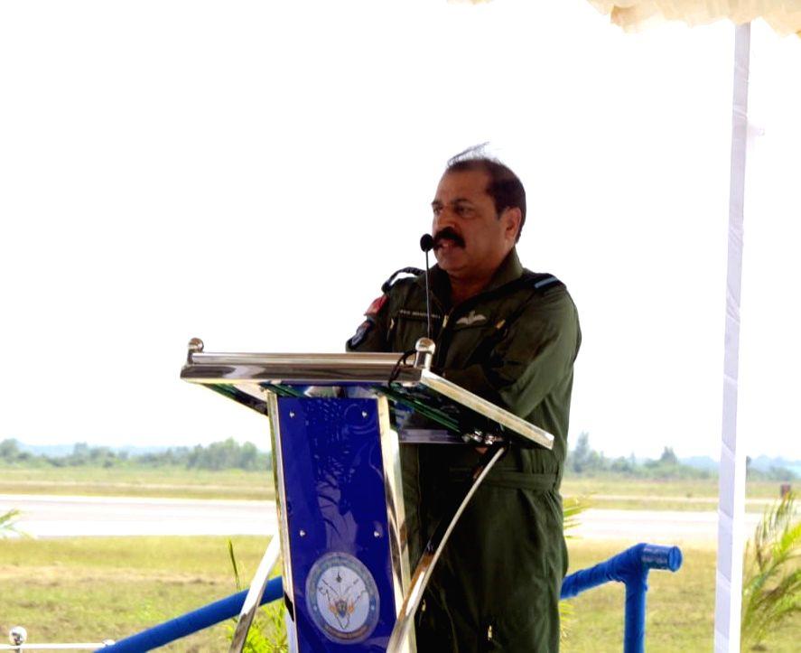 Chief of the Air Staff, Air Chief Marshal R.K.S. Bhadauria. (Photo: IANS/PIB)