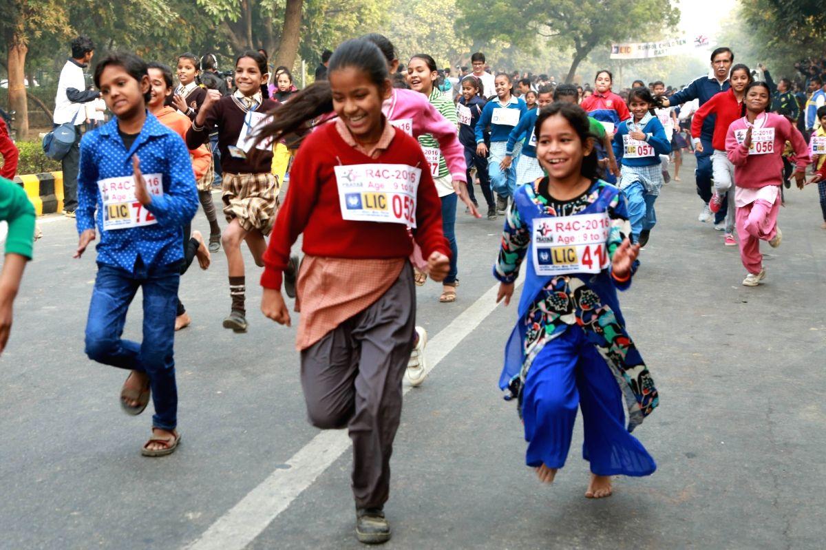 Marathon Mania !!