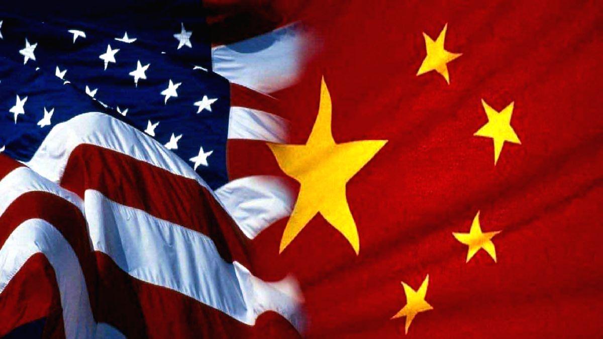 China and US.