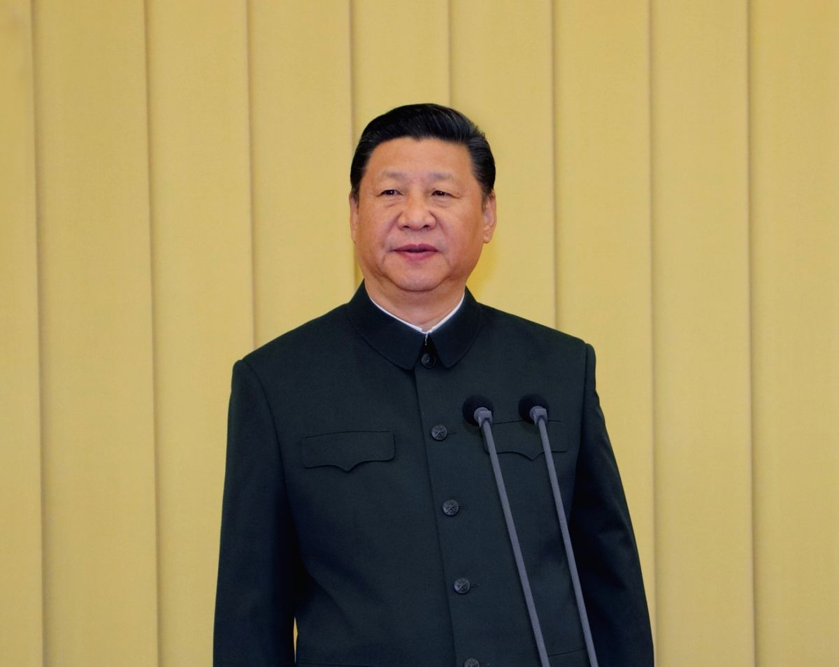 China President Xi Jinping. (File Photo: IANS)