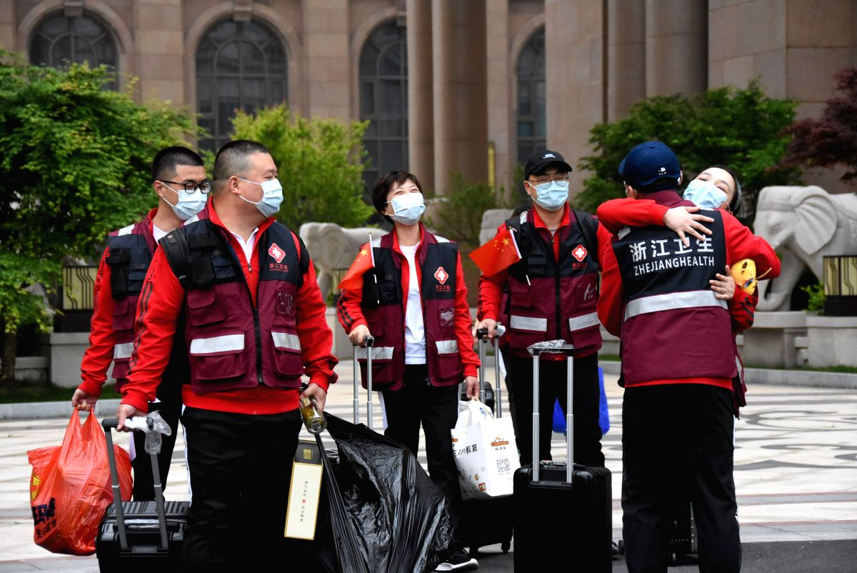 China's Hubei to further lower COVID-19 emergency response level