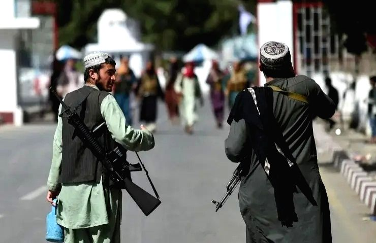 China's Islamists wanting a separate homeland welcome Taliban's takeover of Afghanistan.(photo:IN)