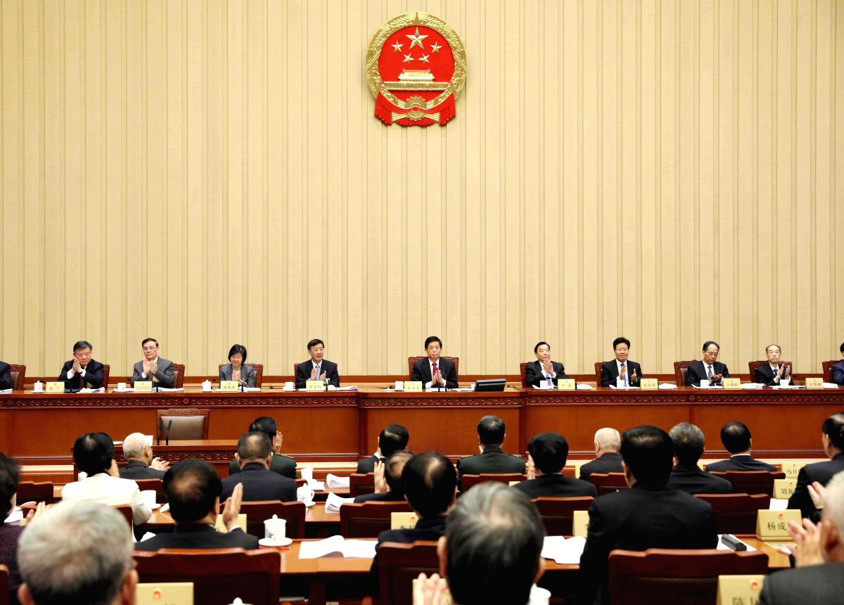China's NPC endorses resolution for national security law