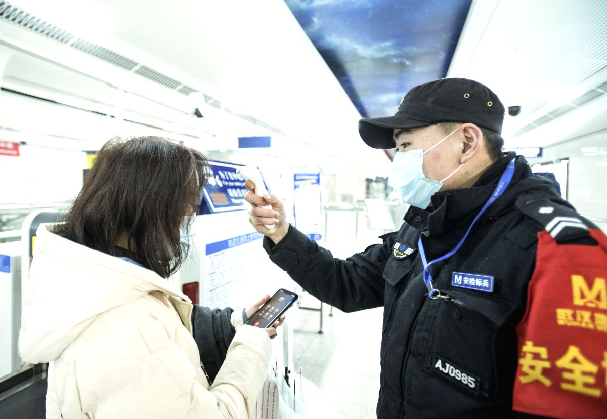 China sets up research team to combat coronavirus spread (2020-01-24 11:38:02)