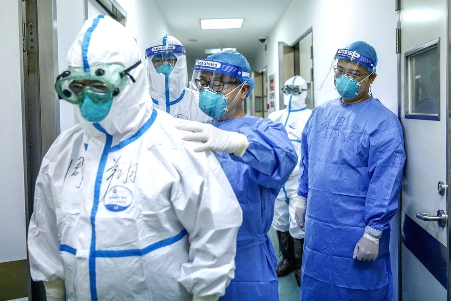 Chinese mainland reports 8 new imported Covid cases