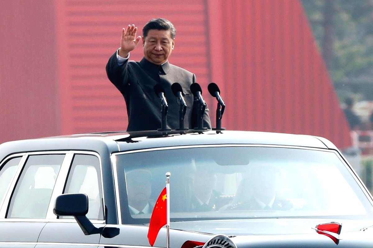 Xi Jinping eyes parity with Mao at the crucial Red conclave