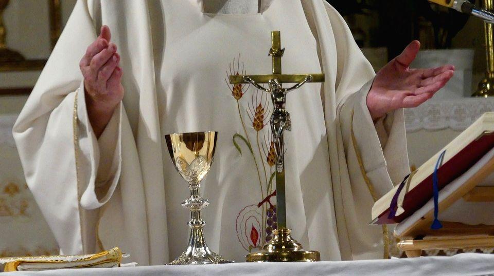 Christian priest.